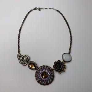 Jewelry - Gorgeous Jeweled Statement Necklace